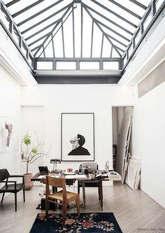 A Look Inside Phillip Lim's NYC Studio