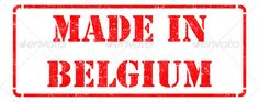 Made in Belgium on Red Rubber Stamp. ...  advertising, badge, banner, belgium, business, buy, certificate, commerce, customer, domestic, emblem, export, import, imprint, industry, ink, inscription, international, isolated, made in, made in belgium, manufacturer, mark, marketing, note, offer, pattern, press, print, producer, product, production, promotion, quality, red, rubber, rubber stamp, sale, seal, sign, stamp, stencil, template, trade, transborder, transnational, white