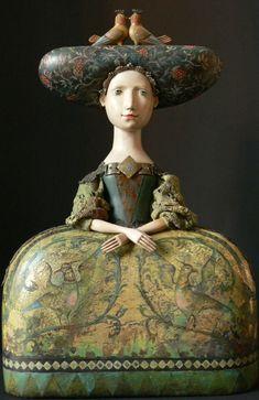 Gulya Alexeyeva (b1963?) | Гуля Алексеева