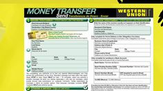 How To Send Money In Person With Western Union Places