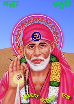 Shirdi Sai Baba Wallpapers, Sai Baba Photos, Om Sai Ram, Trust God, Krishna, Blessing, Nature, Pictures, Photos