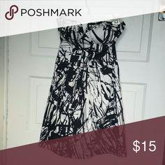Strapless dress Lightly used Forever 21 Dresses Strapless