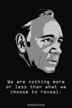 Frank Underwood {House of Cards}