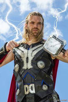 Thor #Cosplay by Thor TV: www.facebook.com/aThorTV twitter.com/aThorTV