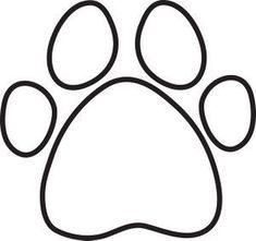 Free Printable Dog Bone Template Crafts In 2019 Paw Patrol