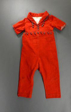 #Costume# de garçonnet, vers 1810-1820 Vendu 3 125€ le 13 novembre 2013