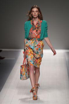Sfilate Blugirl Collezioni Primavera-Estate 2012
