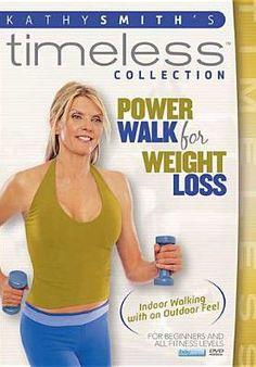 Kathy Smith: Matrix Method - Power Walk for Weight Loss