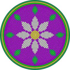 Tapestry Crochet Pattern Generator
