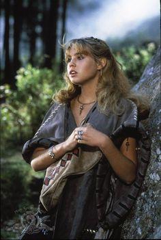 Still of Olivia d'Abo in Conan the Destroyer