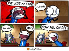 34 Dark And Funny Comics That'll Get You Laughing - Memebase - Funny Memes Crazy Funny Memes, Really Funny Memes, Funny Stuff, Funniest Memes, Funny Gifs, Random Stuff, Funny Quotes, Loadingartist Comics, Funny Memes