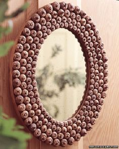 1. Acorn Mirror: Living Room Decorating Ideas for Fall…  Ads by GoogleNew Glade® Expressions™Find Fragrances That Fit Your Home With New Glade® Expressions™ Scentswww.Glade.com/Glade_ExpressionsIs …