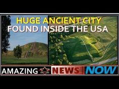 JOJO POST STAR GATES: Video= Ancient PYRAMID city - GREATER than in EGYPT - In UNITED STATES?