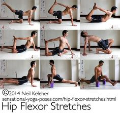 camel pose tight hip flexor - Google Search