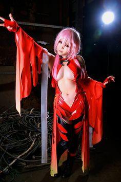 Inori Yuzuriha - Guilty Crown Cosplay - THE PILINGUI'S HOUSE
