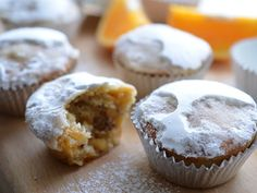 Stollen muffin