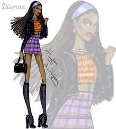 Clueless collection by Hayden Williams: Dionne Davenport