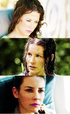 lost characters + kate austen