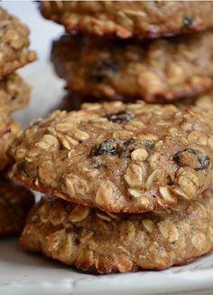 Jamie Eason's Protein Oatmeal Cookies Recipe! So Yummy!