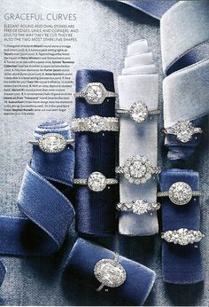 Yes please  ill take any.   Another pretty way to display rings for wedding photogs