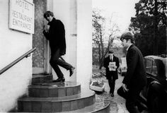 """demonzebr: """"""""Hello, Goodbye: The Beatles in Tokyo, 1966 by Shimpei Asai """" """""""