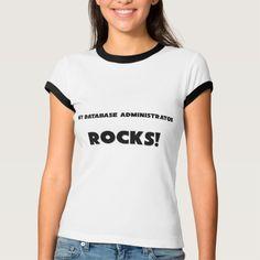 MY Database Administrator ROCKS T Shirt, Hoodie Sweatshirt