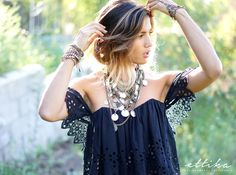 Modern Gypsy: An Ettika Collection #RT if you #LoveIt #Fbloggers #TrendingNOW #StyleChat #StreetStyle #LosAngeles Brands >