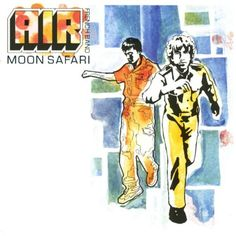 Moon Safari [VINYL] ~ Air