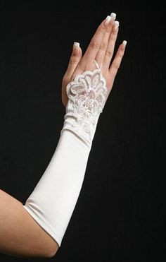 Sexy Wedding Dresses, Tulle Wedding, Bridal Lace, Kawaii Accessories, Wedding Accessories, Black Lace Gloves, Wedding Gloves, Kamiz, Hijab Dress