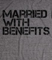 When I get married, I want these shirts. XD