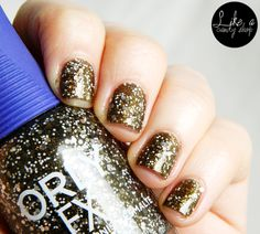 Manicure con Smalto ORLY Star Trooper by Like a Candy Shop