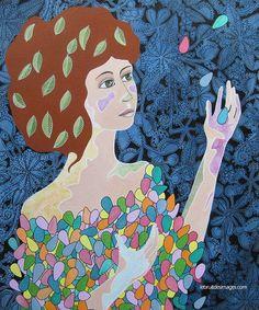 Peinture - Marina Le Floch - Les gratitudes