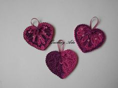 quilled hearts 2