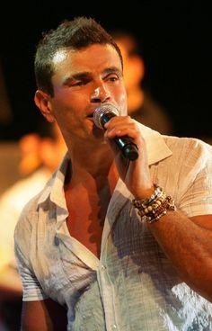 My favorite Arabic Singer - Amr Diab