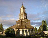 Chile - Las iglesias de Chiloé son patrimonio de la Humanidad.