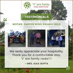 Thanks alot Alka Gupta for sharing such a wonderful experience. We look forward to meeting you again. Enquire Now: Call +91-9810074777 or visit: www.varefamily.com  #Happycustomer #Customerreview #VarefamilyReviews #Varefamily