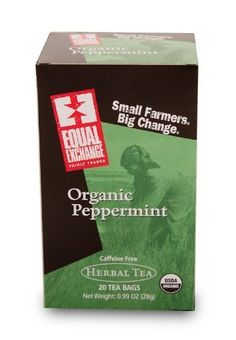 Equal Exchange Herbal Peppermint Tea 3x20 Bag -- You can get more details by clicking on the image. Note: It's an affiliate link to Amazon.