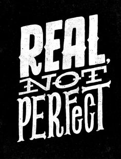 Real by Jay Roeder, freelance illustration, hand lettering & design The Words, Words Quotes, Me Quotes, Sayings, Lettering Design, Hand Lettering, Hand Typography, Image New, Daily Motivation