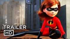INCREDIBLES 2 Official Trailer #2 (2018) Disney Animated Superhero Movie HD - YouTube