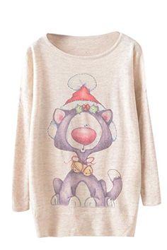 PinkWind Women's Christmas Hat Dog Batwing Sleeve Knitted... https://smile.amazon.com/dp/B01LXZPIYP/ref=cm_sw_r_pi_dp_x_-i-nzbHM8356M