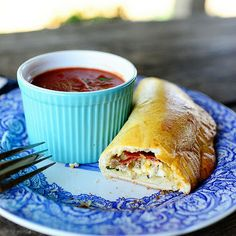 Easy Calzones | The Pioneer Woman Cooks | Ree Drummond