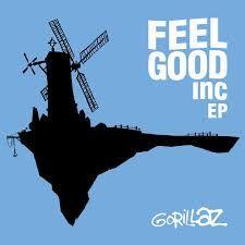 Bilderesultat for gorillaz feel good inc