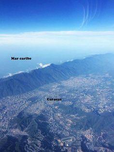 Mar Caribe y Caracas