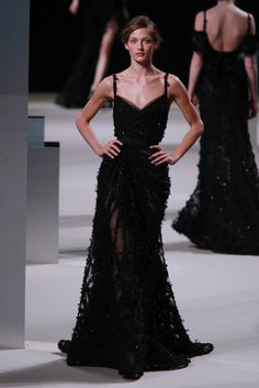 Elie Saab Couture/Best Couture Dresses 2012