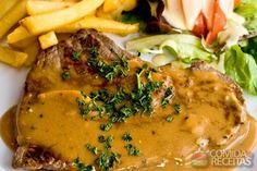 Receita de Filé ao molho de mostarda em receitas de carnes, veja essa e outras…                                                                                                                                                     Mais
