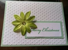 Handmade Blank-Boxed Floral Merry Christmas Cards (14 Cards and Envelopes) #Handmade #Christmas