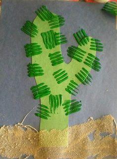 Sevimli Kaktus