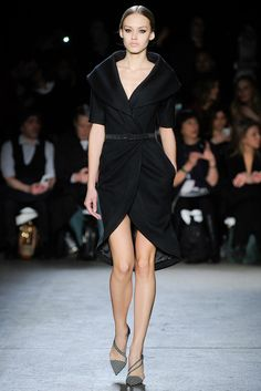 Christian Siriano Project Runway winner doing beautiful designs! - Fall-Winter 2014-2015 New York Fashion Week