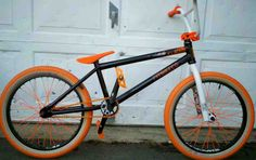Customized Bmx Bikes