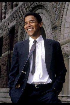 Barack Obama. Our president.  My hero.